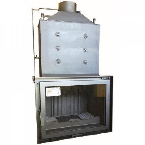 Hogyan válasszunk tűzteret: légfűtő vagy vízteres…